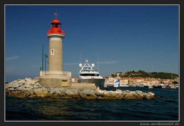 Hafen St. Tropez