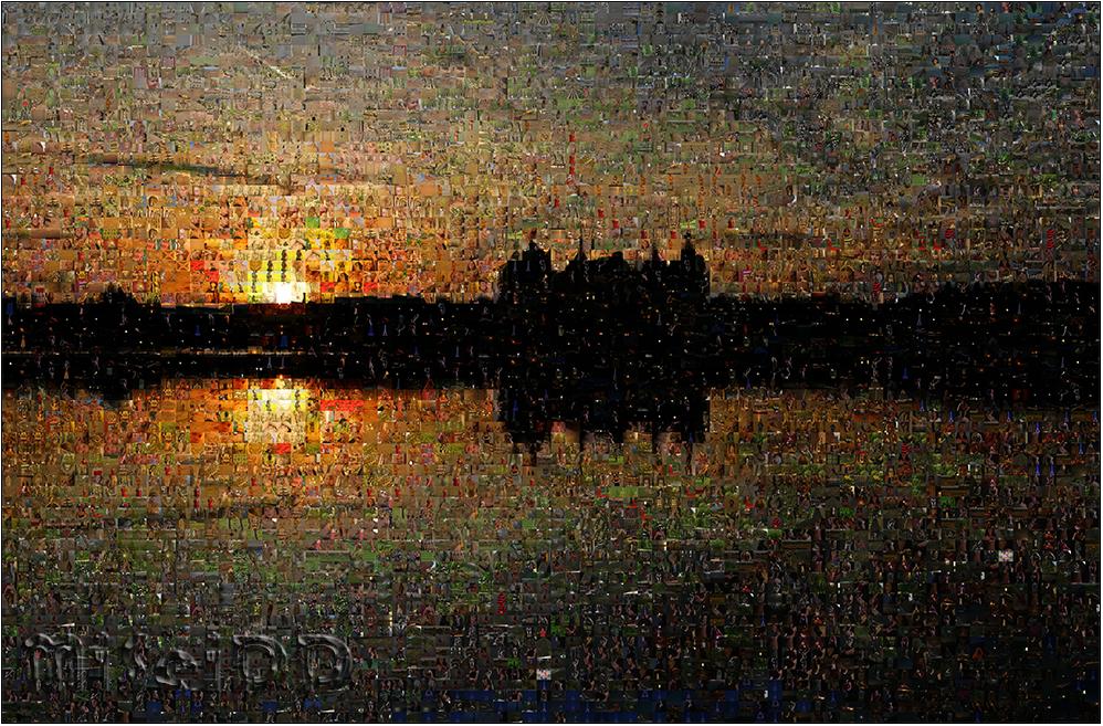Moritzburg Mosaik