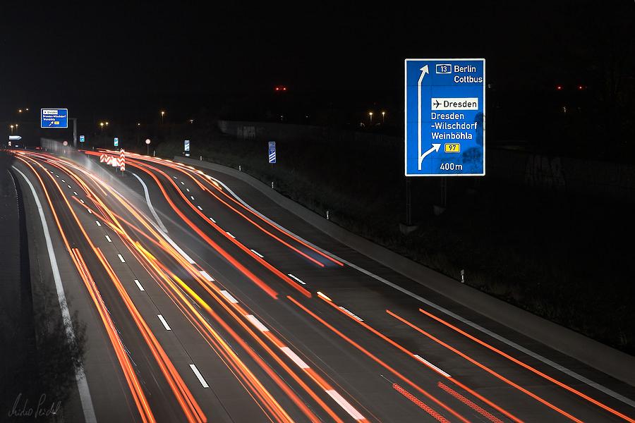 A4 in Dresden