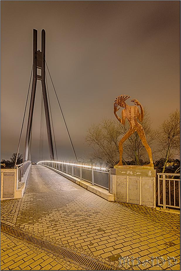 Molenbrücke Pieschen