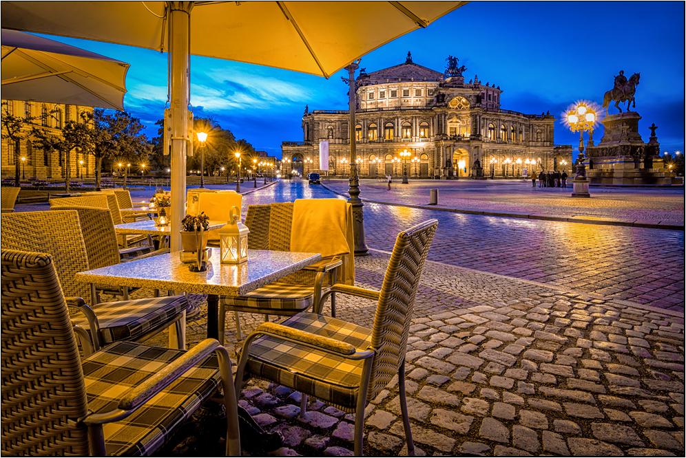 Dresden lädt ein
