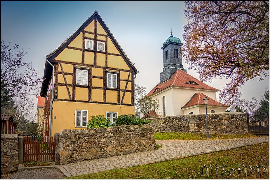 Alte Kirche Klotzsche
