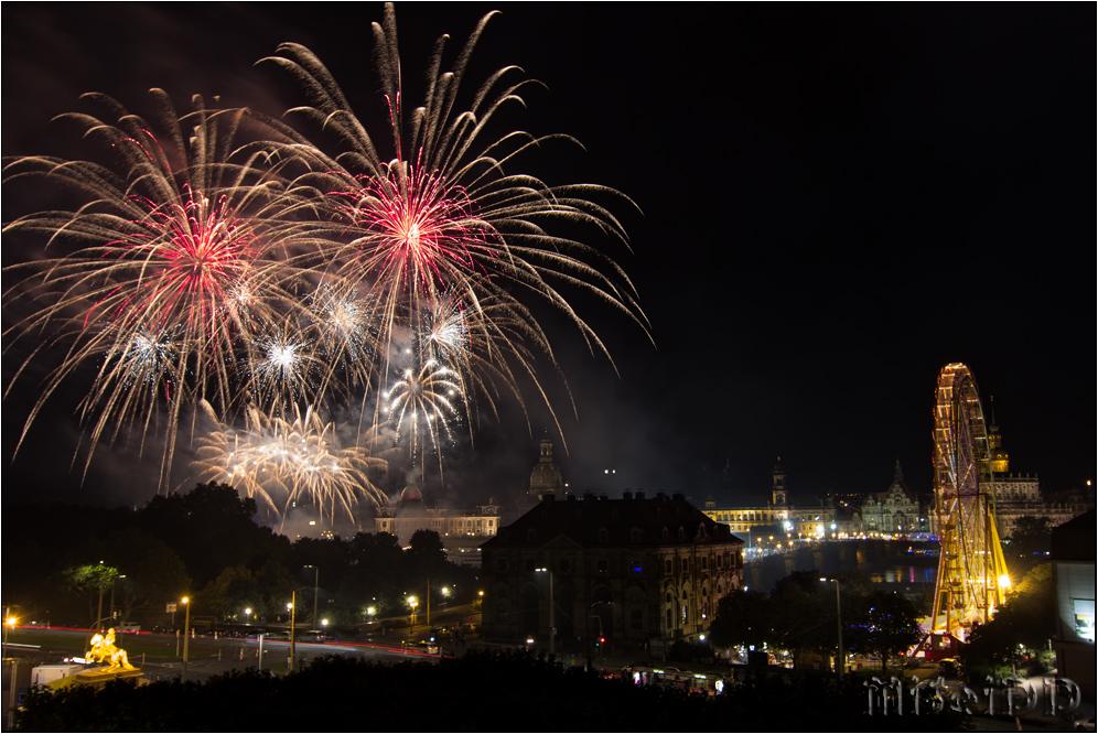 Feuerwerk Stadtfest