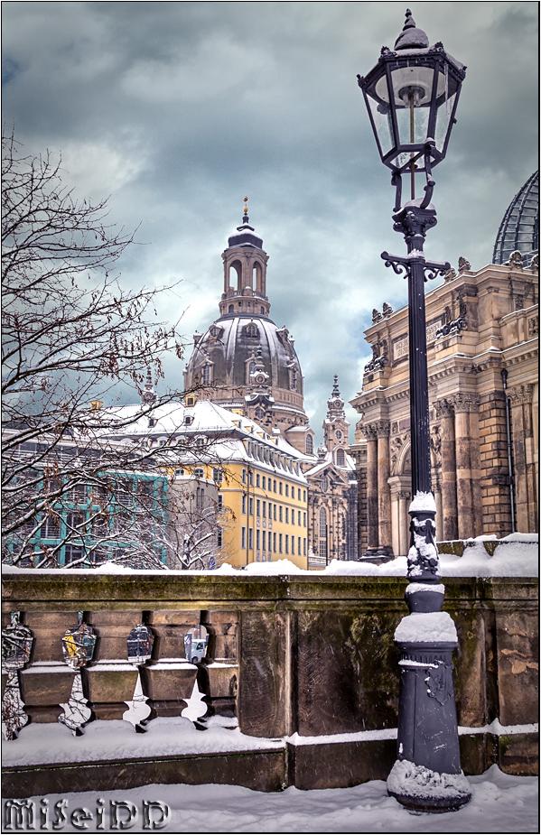 Winter in der Altstadt