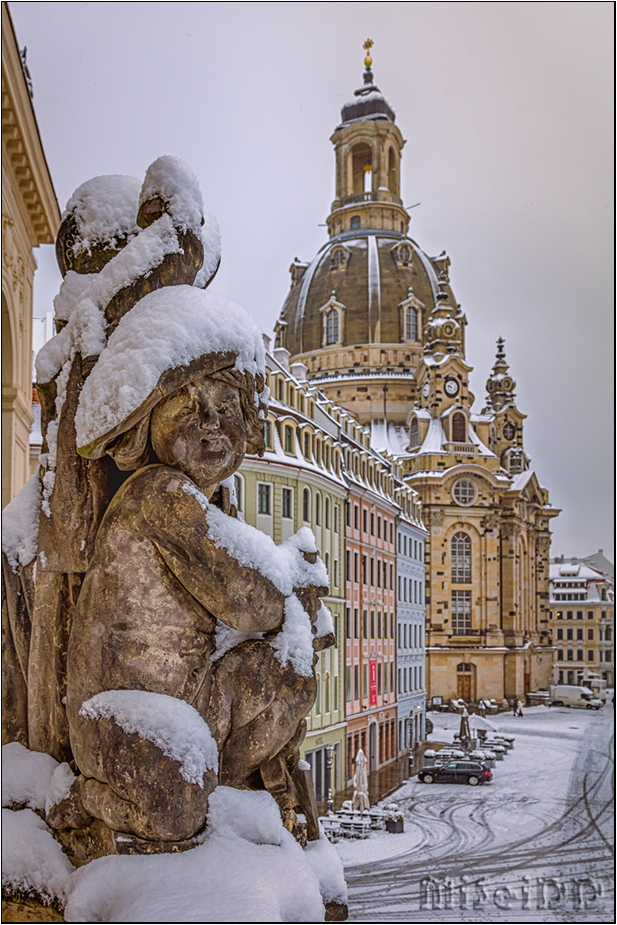 Winter in der Altstadt