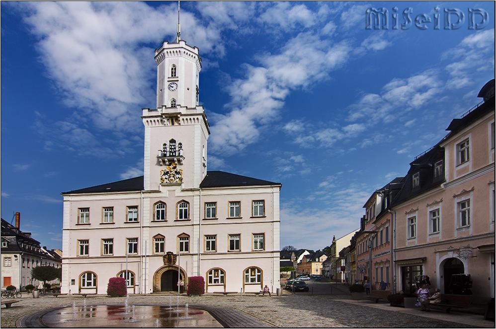 Rathaus Schneeberg