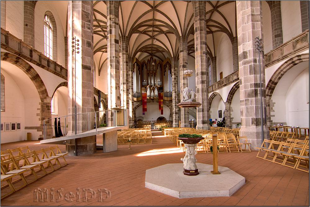 In der Kirche St. Wolfgang