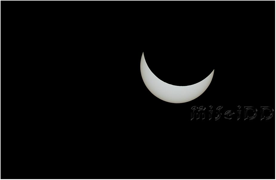 Sonnenfinsternis - März 2015